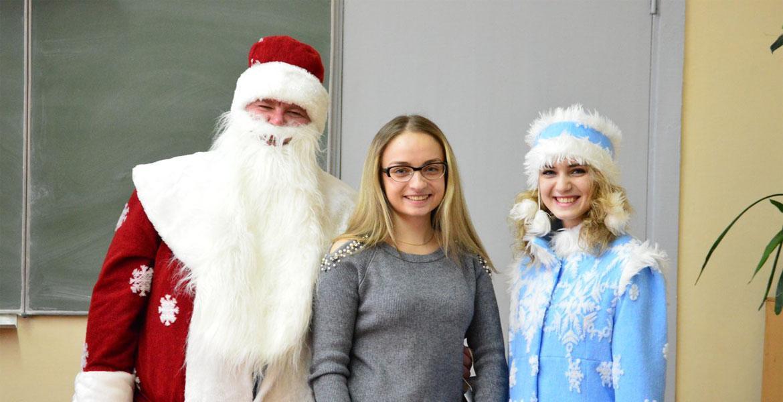 Поздравительная акция Secret Santa и Рождественский бал-маскарад