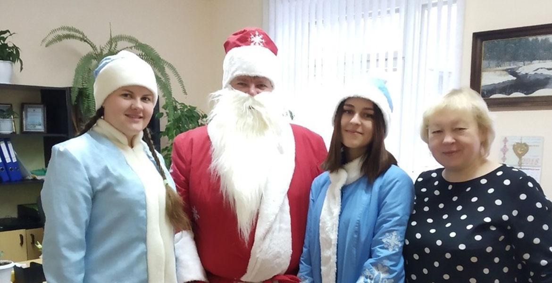 Акция «Secret Santa» на факультете иностранных языков